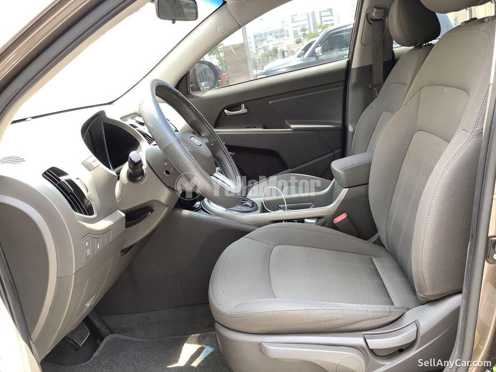 كيا سبورتاج 2.4L Mid AWD 2013 مستعملة