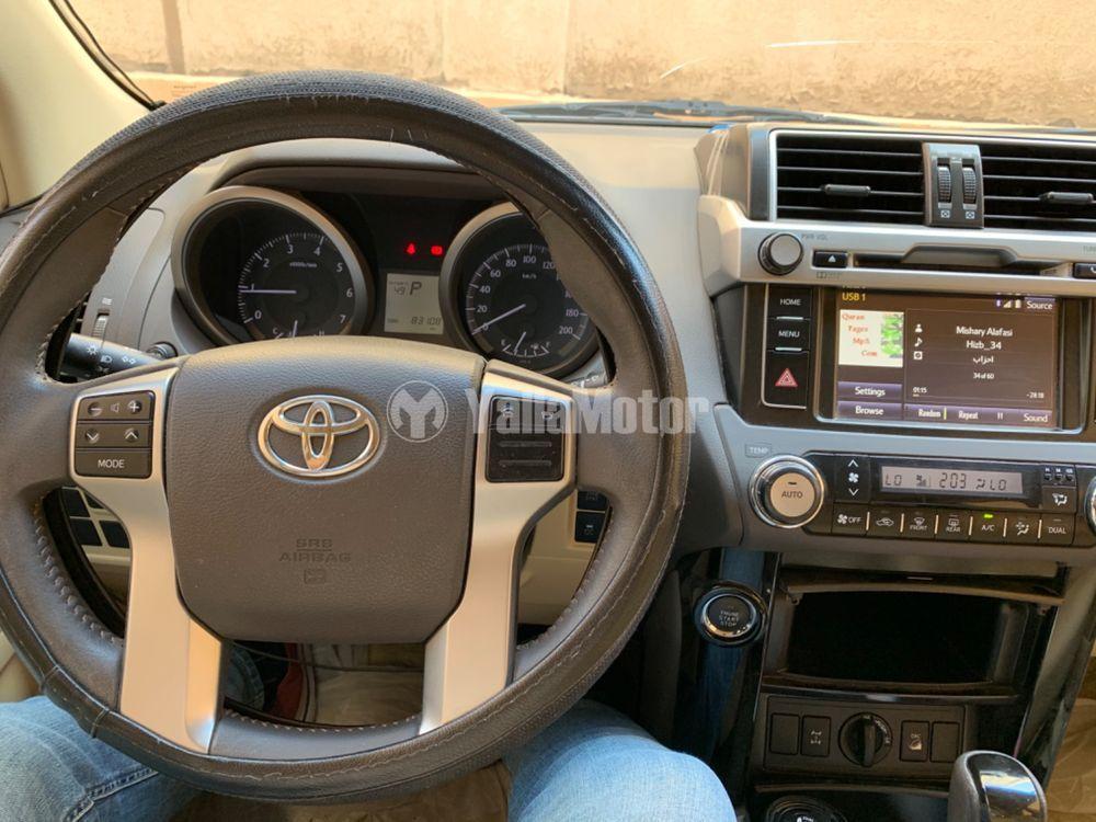 Used Toyota Land Cruiser Prado 2015