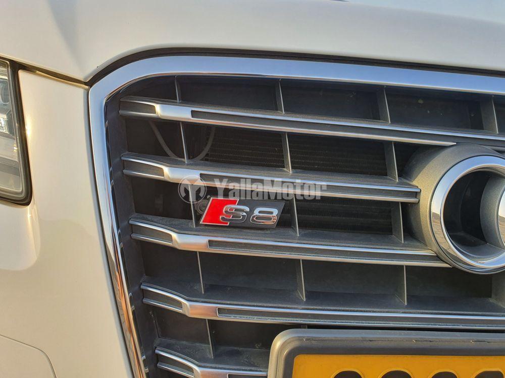 Used Audi S8 4.0 TFSI quatro (520 HP) 2014