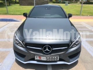 Used Mercedes-Benz C-Class Coupe AMG C43 4MATIC 2017