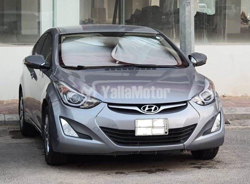 Used Hyundai Elantra 1.6L GL A/T (Base) 2015