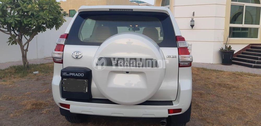 Used Toyota Land Cruiser Prado 2.7L GXR 2015