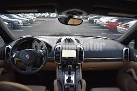 Used Porsche Cayene Platinum Edition 2014