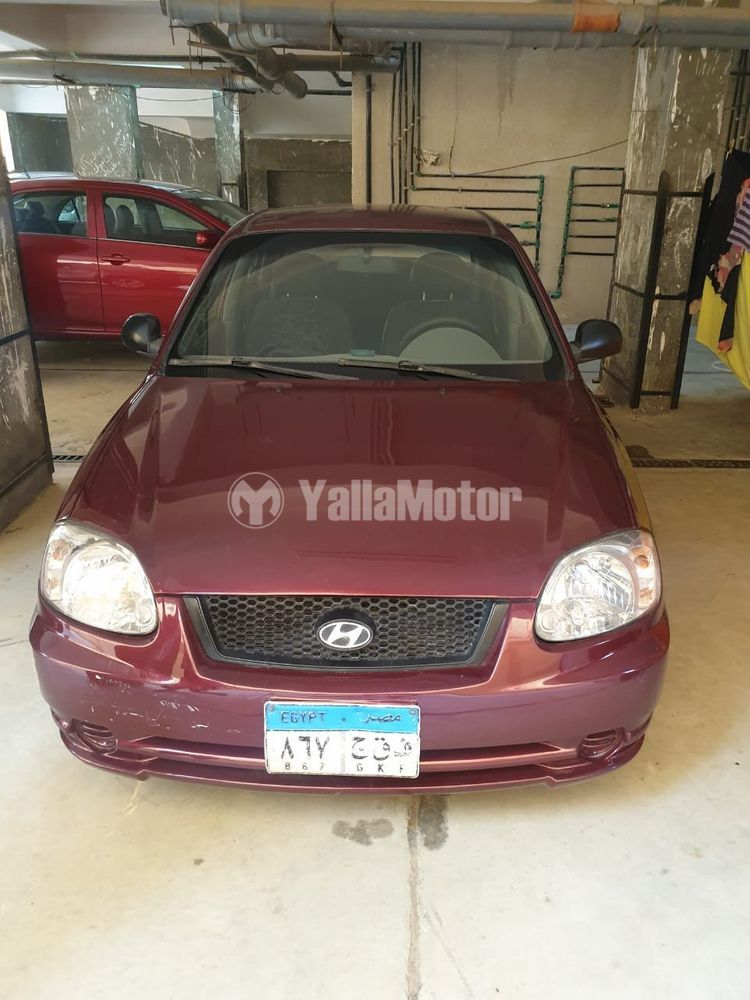 Used Hyundai Verna Manual 2007