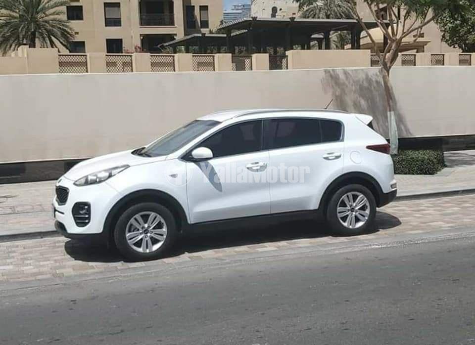 Used Kia Sportage 2017