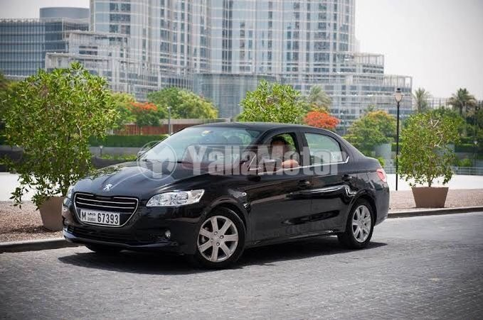 Used Peugeot 301 1.6L Alure (6 AT) 2016