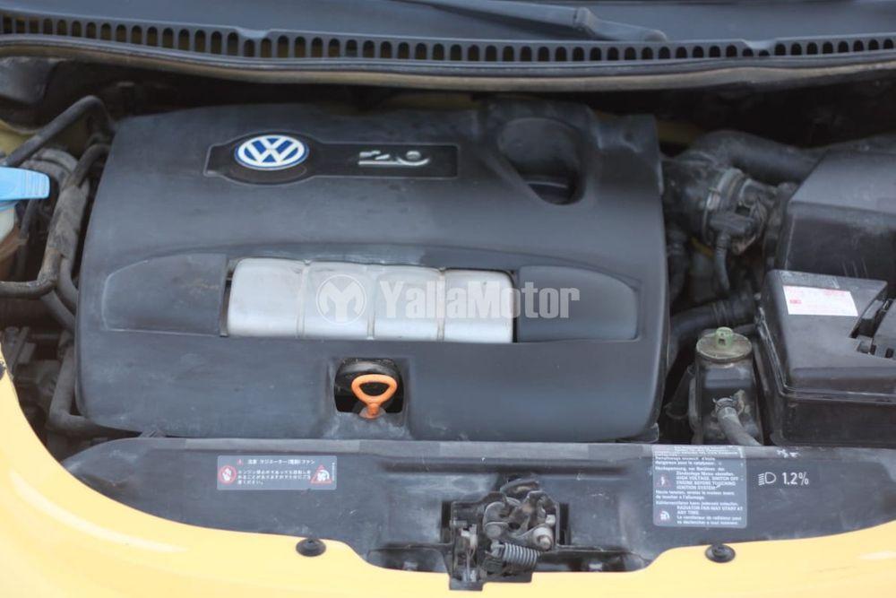 Used Volkswagen Beetle 2.0L S 2004