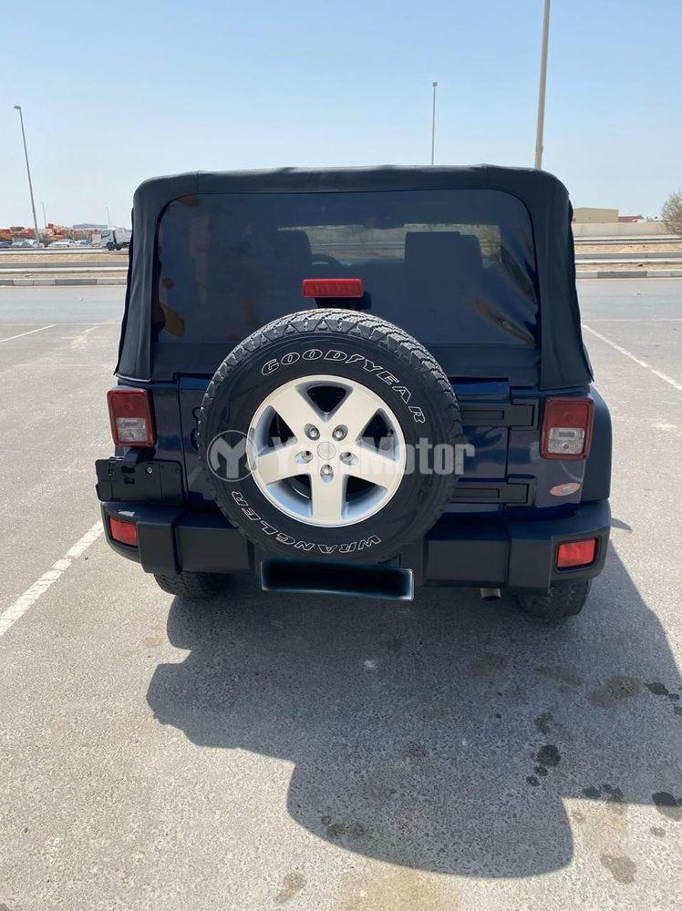 جيب رانجلر Unlimited 3.6L V6 Sahara 2013 مستعملة
