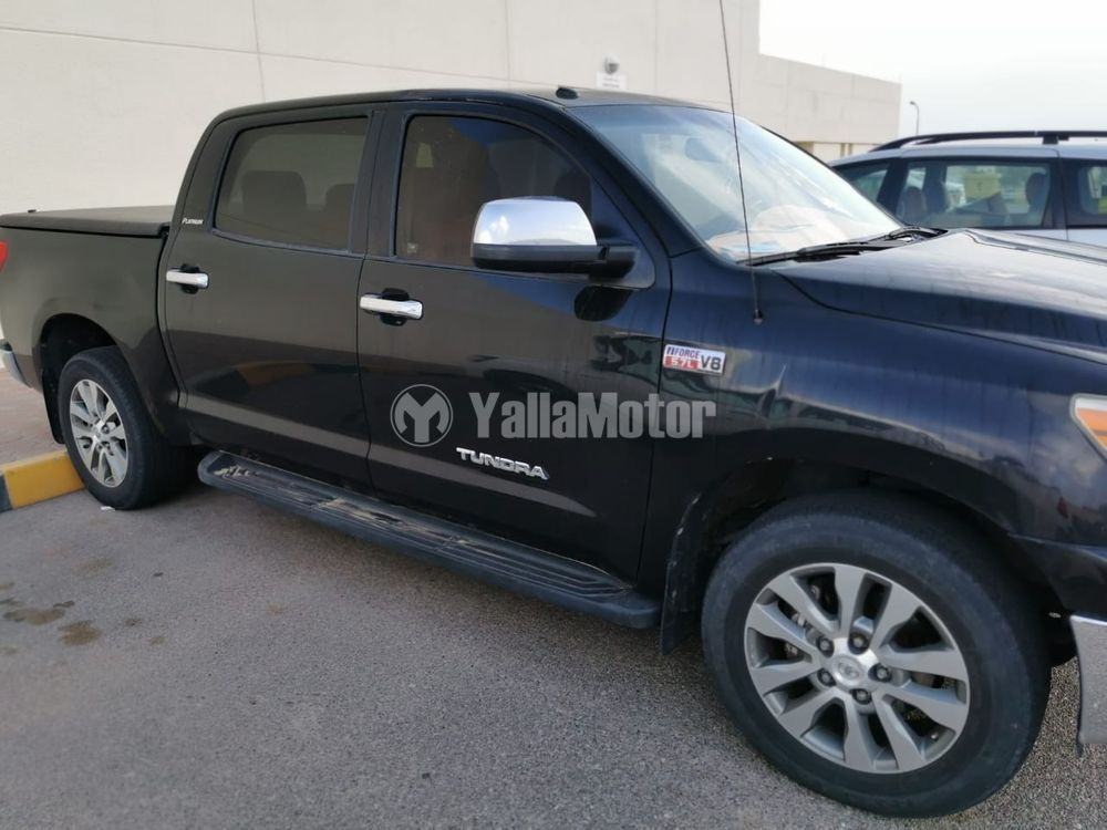 Used Toyota Tundra TRD 4x4 Of Road 5.7 Force 2010