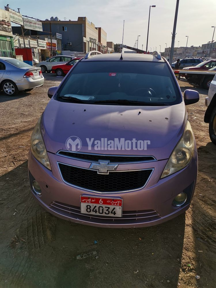 Used Chevrolet Spark 1.4L LS 2012
