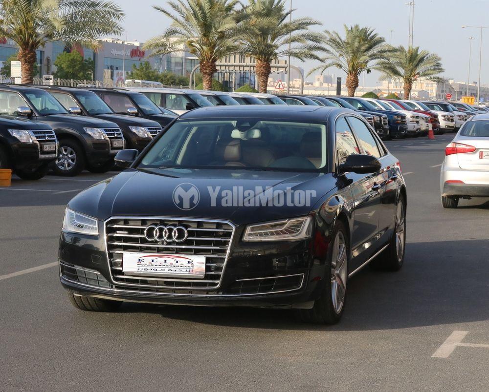 Used Audi A8 2015