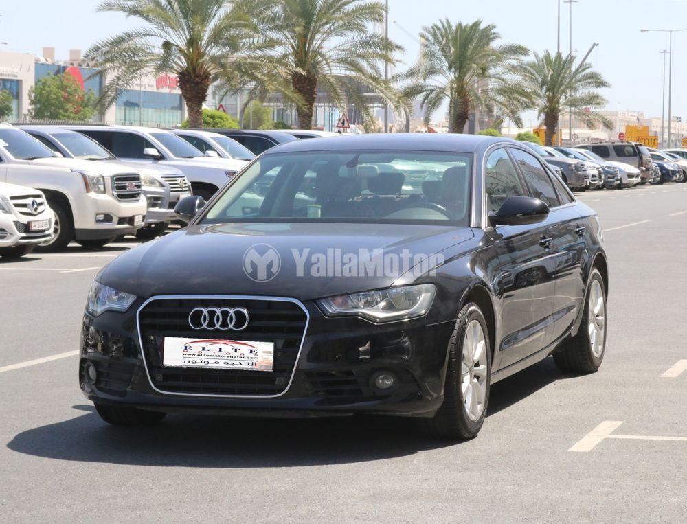 Used Audi A6 2015