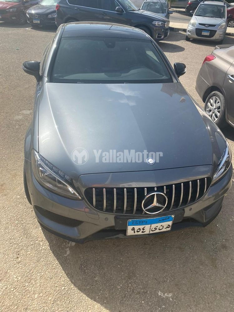 Used Mercedes-Benz C-Class Coupe C180 2018
