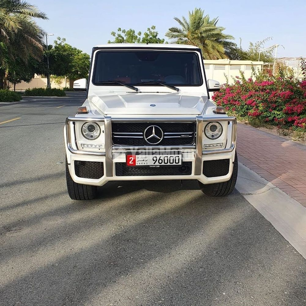Used Mercedes-Benz G-Class 2015