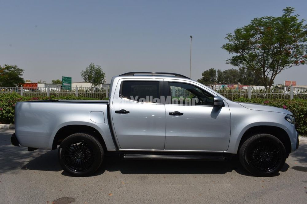 Used Mercedes-Benz X-Class 2018