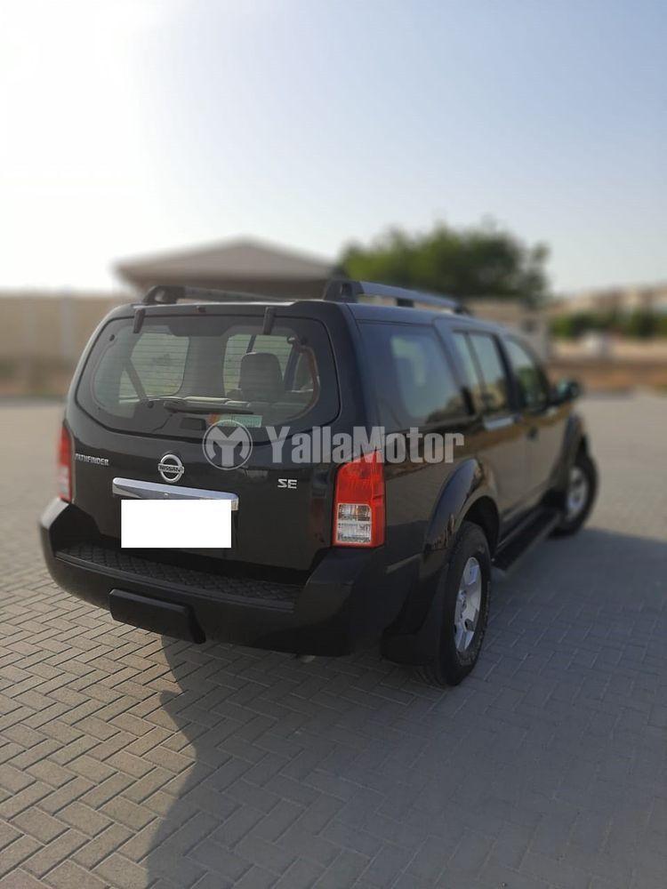 Used Nissan Pathfinder SE 2012