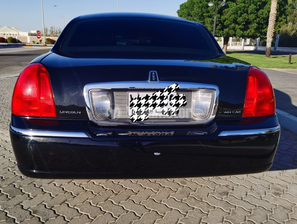 Used Lincoln Town Car 2011