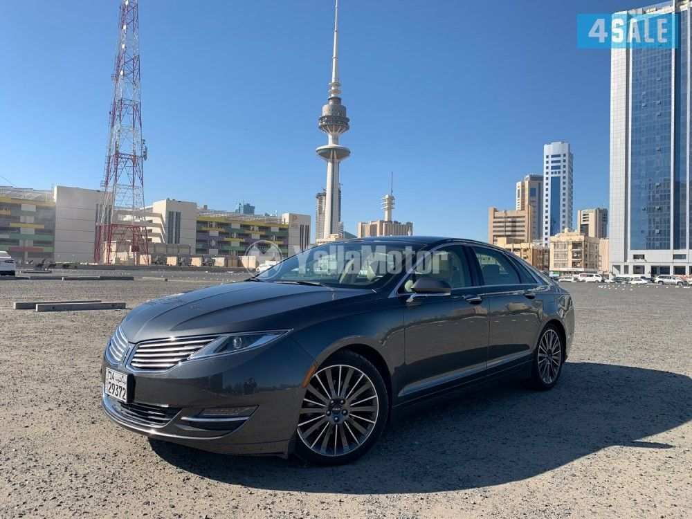 Used Lincoln MKZ 3.7 FWD Premier 2015