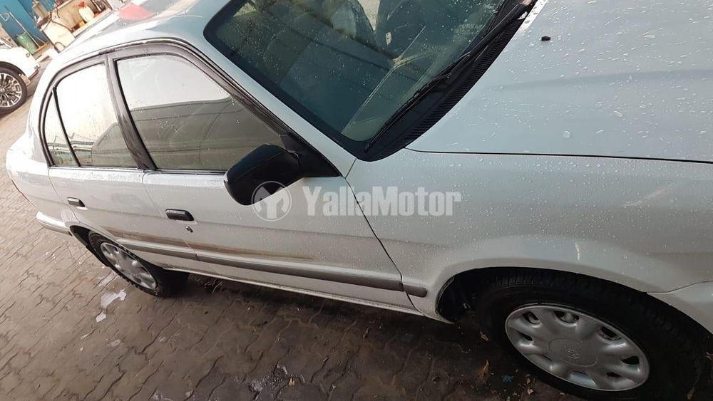 Used Toyota Corolla 1999
