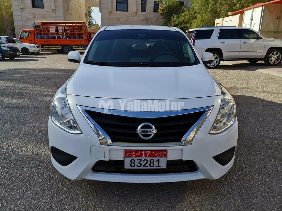 Used Nissan Sunny 2017