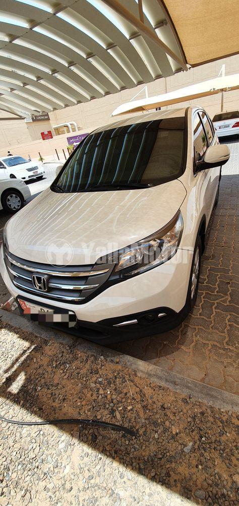Used Honda CR-V 2.4 EX-L 2012