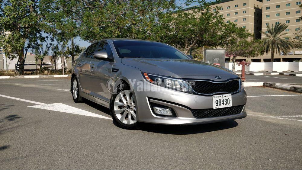 Used Kia Optima 2.4L Top 2015