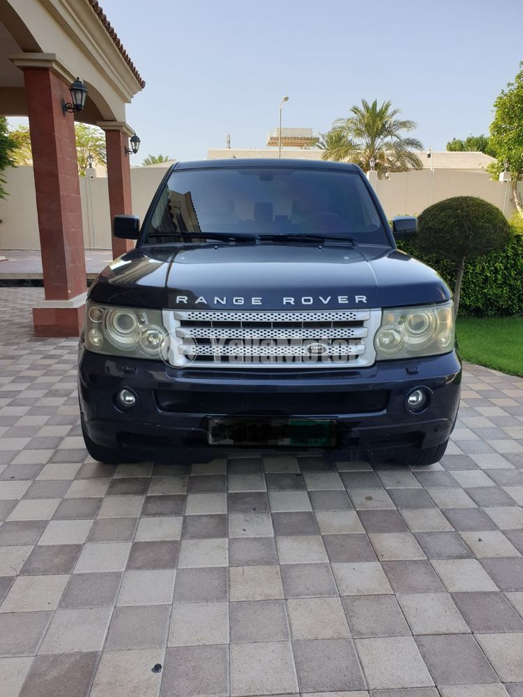 Used Land Rover Range Rover Sport Supercharged 2009