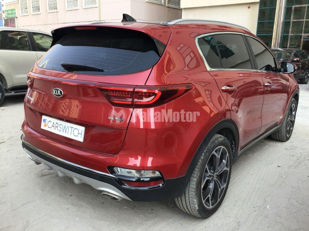 Used Kia Sportage 2019