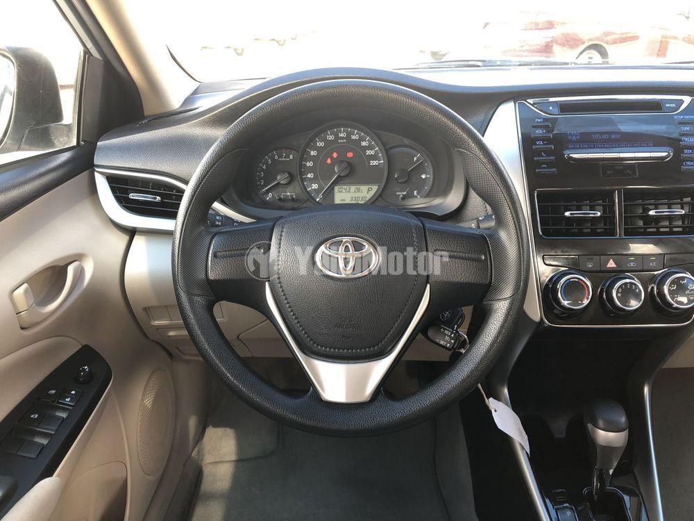 Used Toyota Yaris 2019