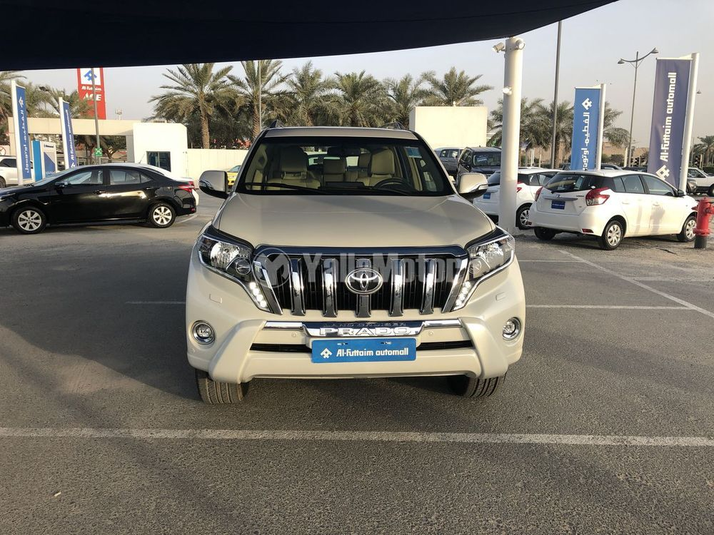Used Toyota Land Cruiser Prado 2017