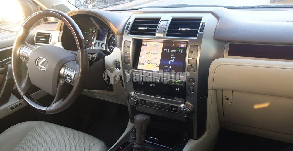 Used Lexus GX 460 4.6 2017