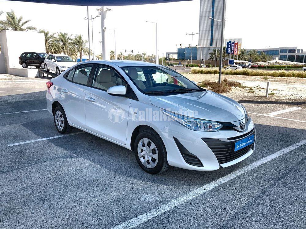 Used Toyota Yaris Sedan 2018