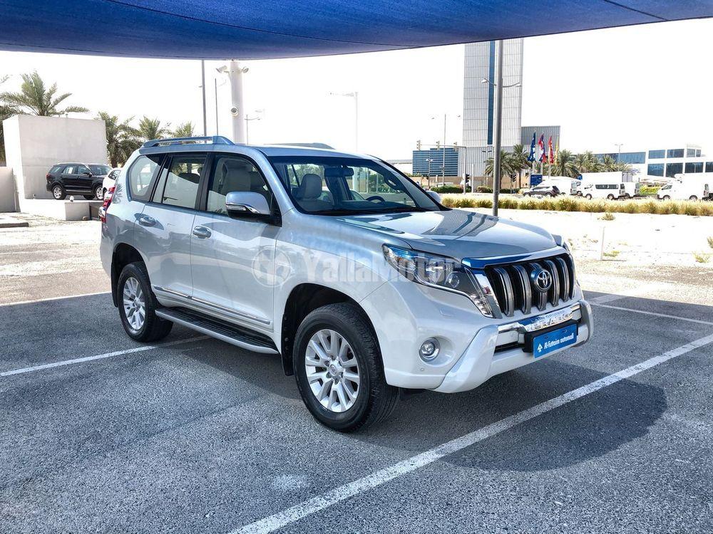 Used Toyota Land Cruiser Prado 2017