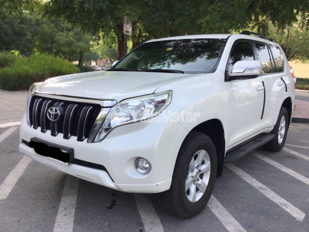 Used Toyota Land Cruiser Prado 4.0L GXR 2015
