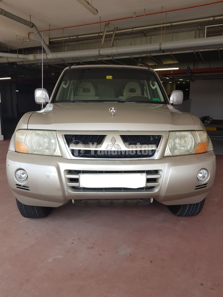 Used Mitsubishi Pajero 3.8L 5 Dor Ful 2006
