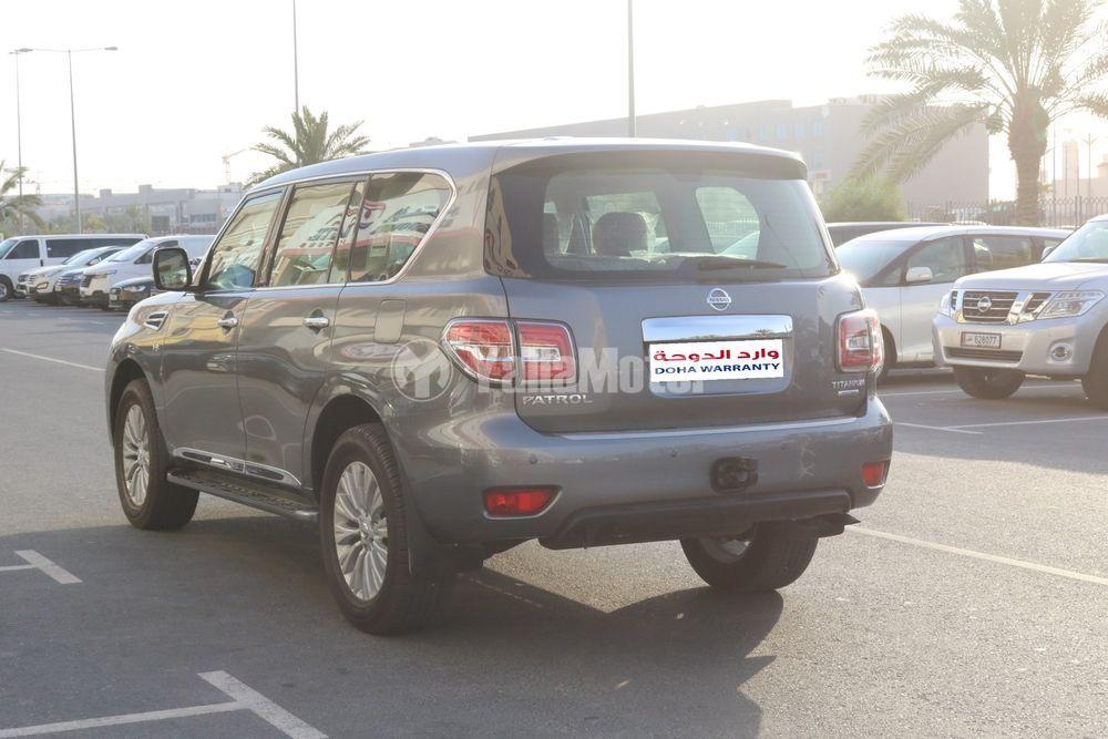 New Nissan Patrol Titanium 2019