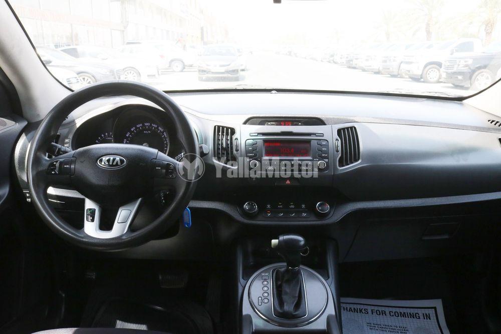 New Kia Sportage 2013
