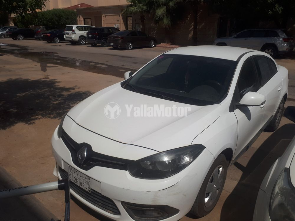 Used Renault Fluence 1.6L LE 2015