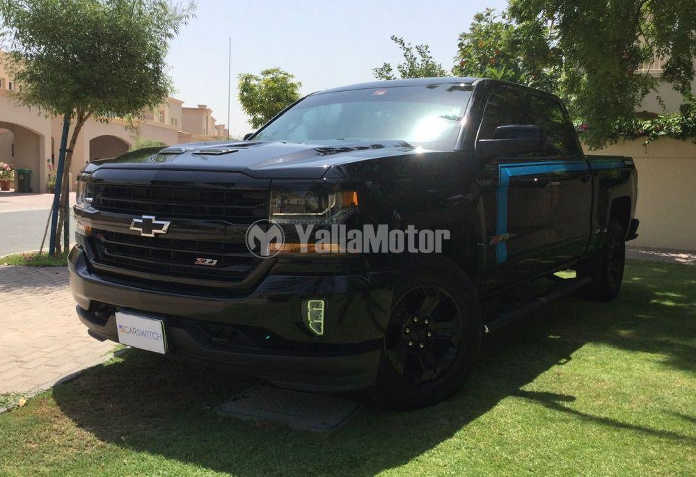 Used Chevrolet Silverado 2018