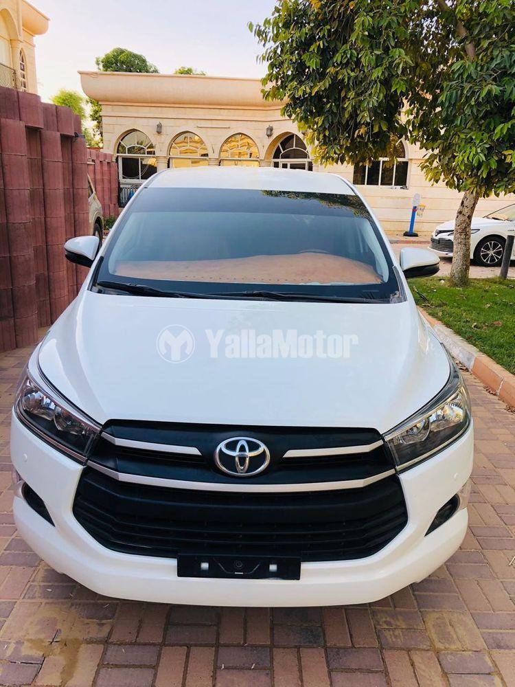Used Toyota Innova 2019