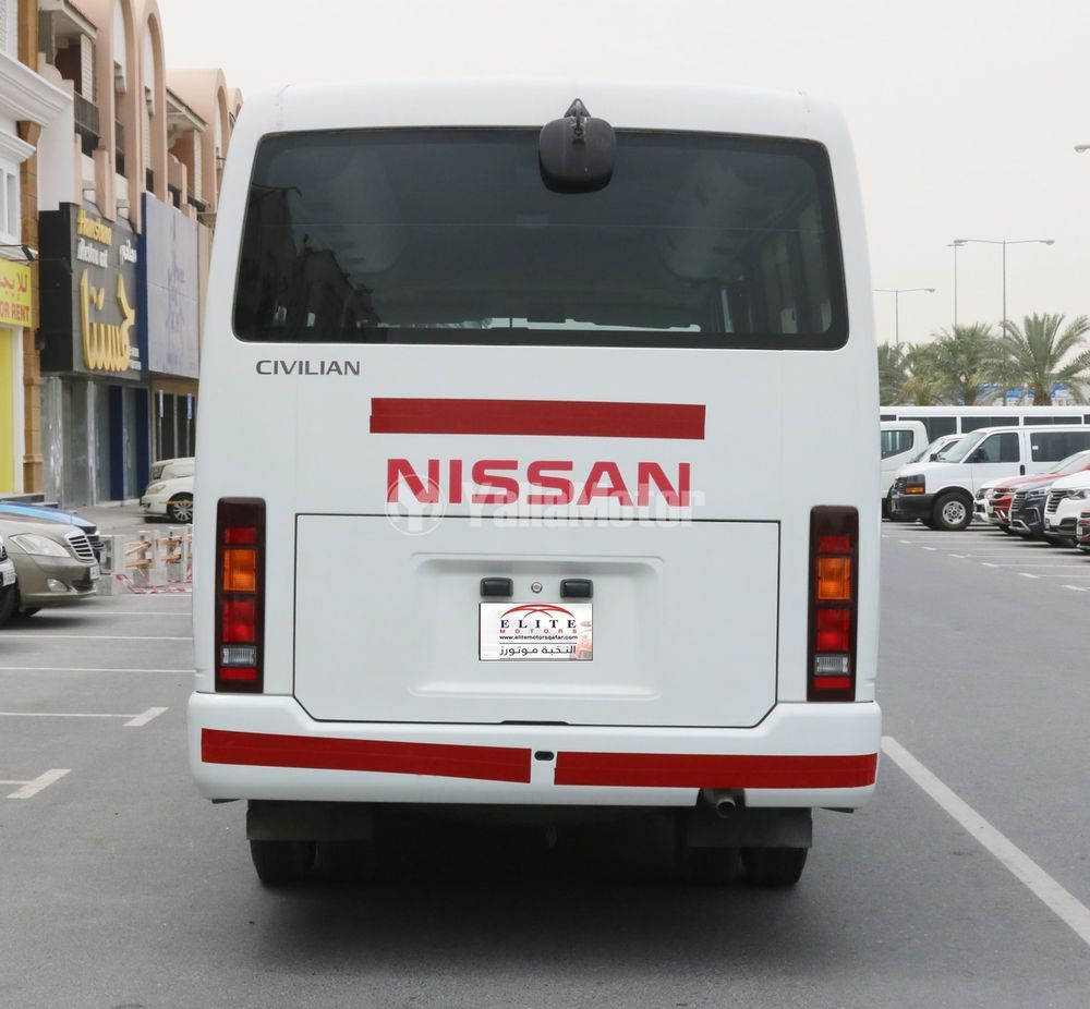 New Nissan Civilian 2016