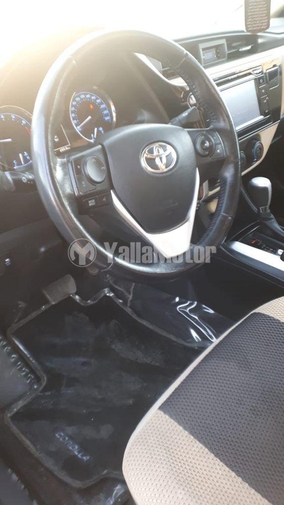 Used Toyota Corola 1.6L Ful Option 2017