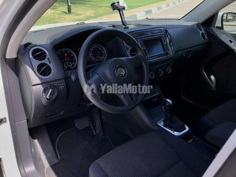 Used Volkswagen Tiguan 2016