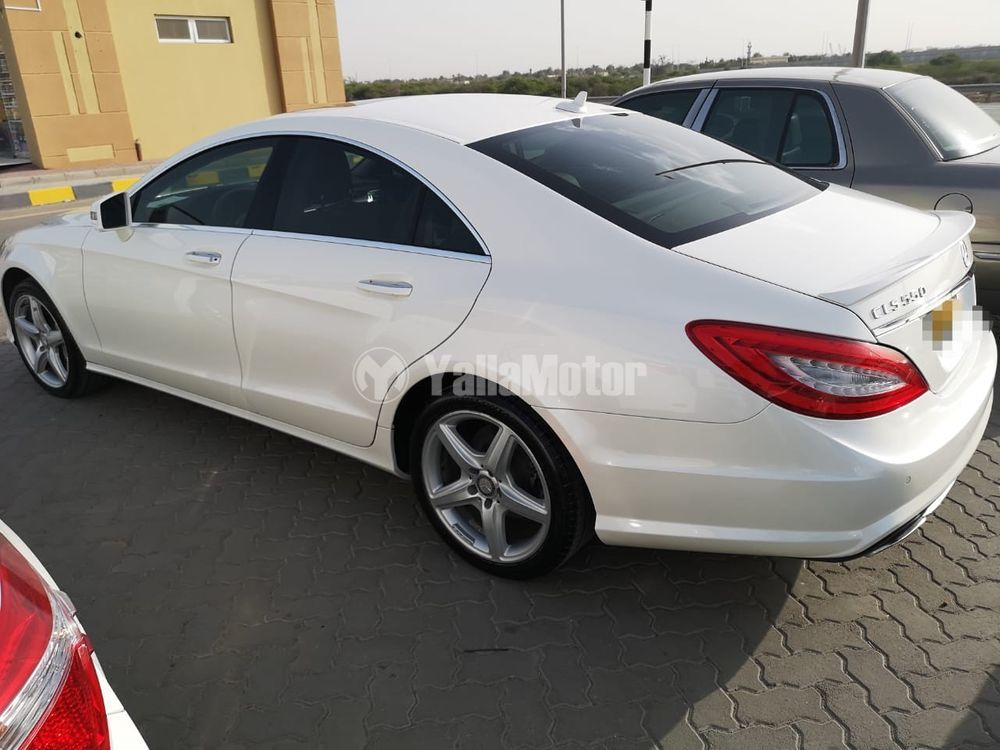 Used Mercedes-Benz CLS-Class CLS 550 2013