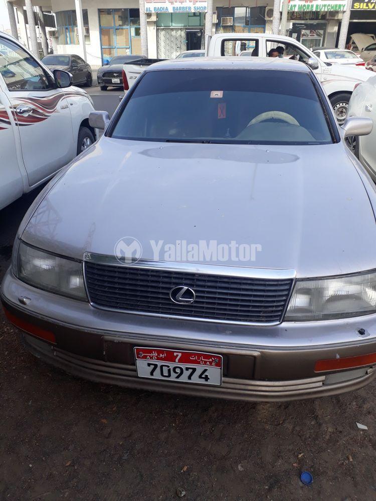 Used Lexus LS 1993