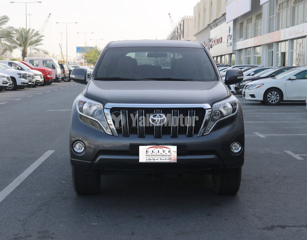 Used Toyota Land Cruiser Prado 2.7L TXL3 2016