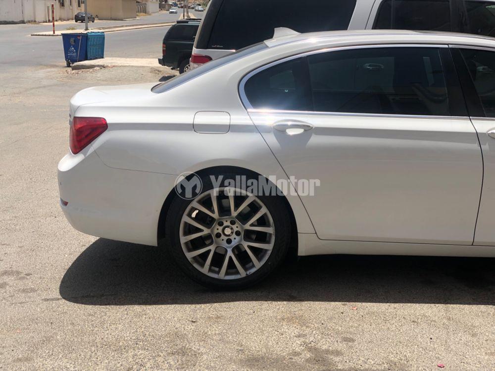 Used BMW 745Li 2011