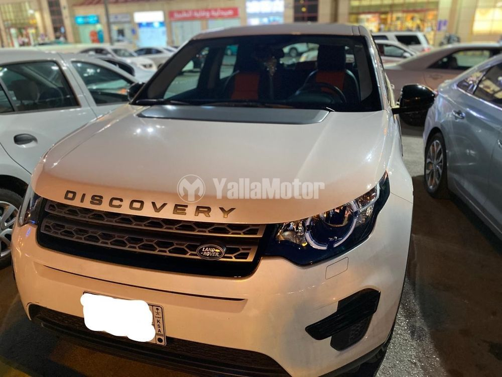 Used Land Rover Discovery Sport 2.0L Si4 SE (4WD) 2016