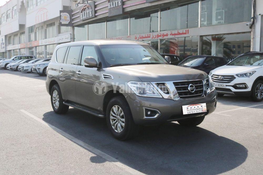 Used Nisan Patrol 4.0L SE 2016