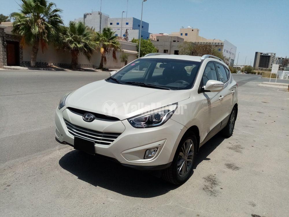 Used Hyundai Tucson 2014